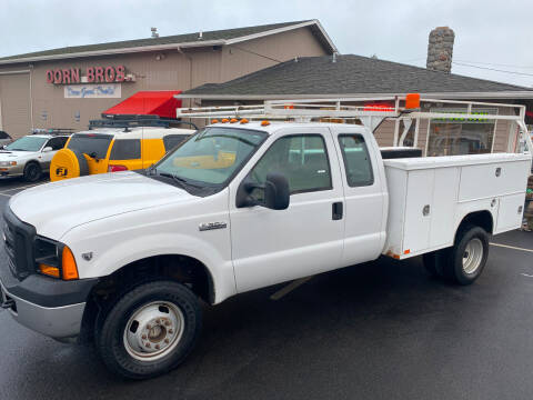 2006 Ford F-350 Super Duty for sale at Dorn Brothers Truck and Auto Sales in Salem OR