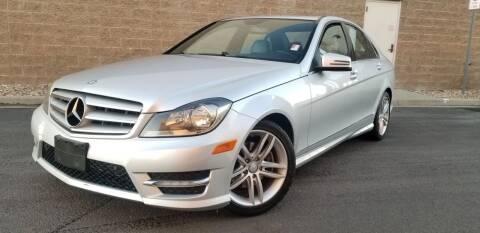 2012 Mercedes-Benz C-Class for sale at LA Motors LLC in Denver CO