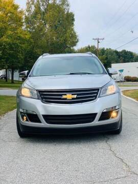 2013 Chevrolet Traverse for sale at Speed Auto Mall in Greensboro NC