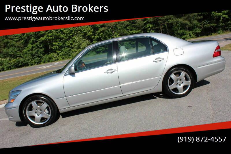 2005 Lexus LS 430 for sale in Raleigh, NC