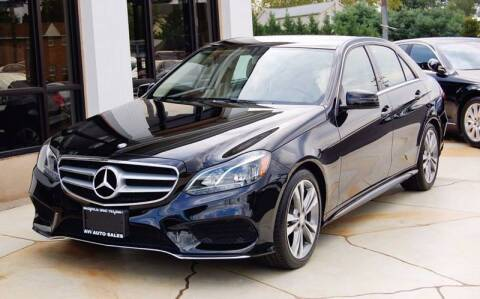 2015 Mercedes-Benz E-Class for sale at Avi Auto Sales Inc in Magnolia NJ