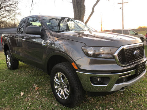2020 Ford Ranger for sale at Creekside Automotive in Lexington NC