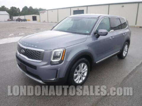 2020 Kia Telluride for sale at London Auto Sales LLC in London KY