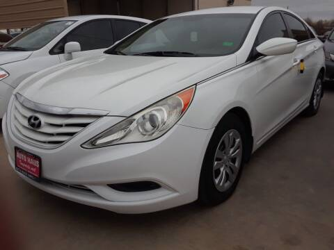 2012 Hyundai Sonata for sale at Auto Haus Imports in Grand Prairie TX