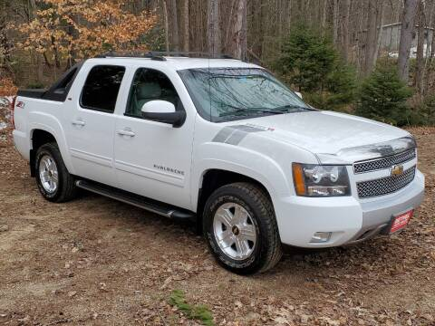 2011 Chevrolet Avalanche for sale at Bethel Auto Sales in Bethel ME