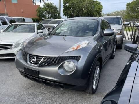 2011 Nissan JUKE for sale at Meru Motors in Hollywood FL