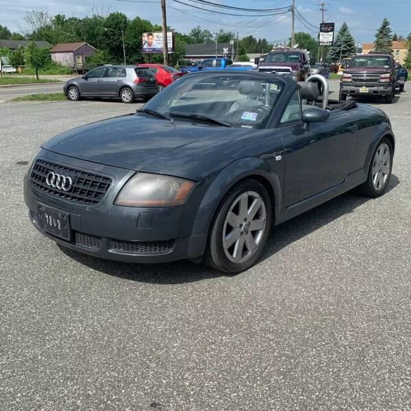 2003 Audi TT for sale at CRS 1 LLC in Lakewood NJ