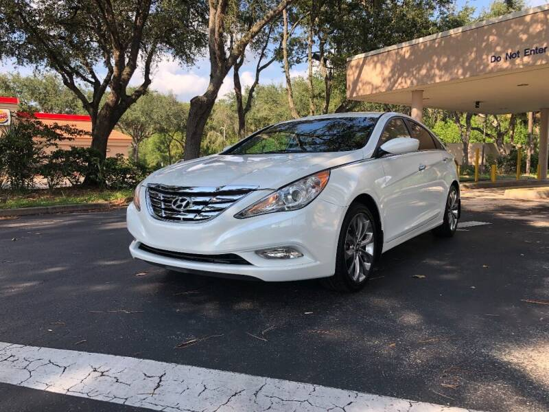2012 Hyundai Sonata for sale at Internet Motorcars LLC in Fort Myers FL