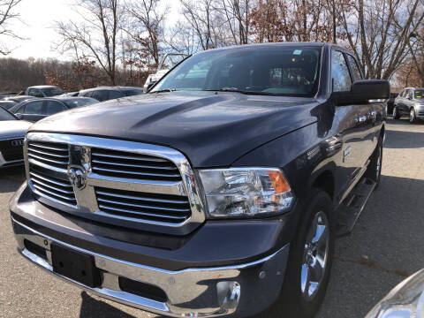 2015 RAM Ram Pickup 1500 for sale at Top Line Import in Haverhill MA