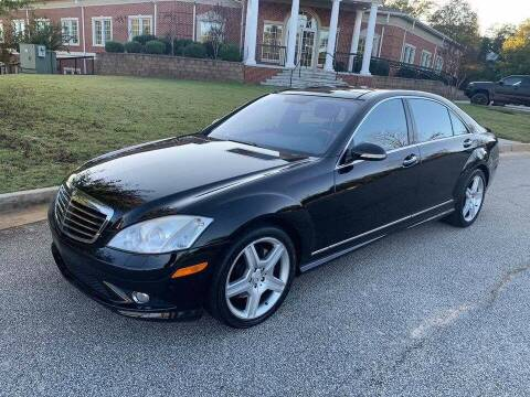 2008 Mercedes-Benz S-Class for sale at Two Brothers Auto Sales in Loganville GA