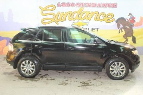 2008 Ford Edge for sale at Sundance Chevrolet in Grand Ledge MI