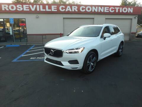 2020 Volvo XC60 for sale at ROSEVILLE CAR CONNECTION in Roseville CA