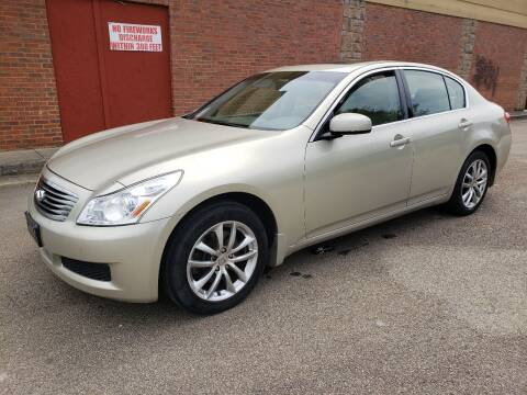 2007 Infiniti G35 for sale at Gwinnett Luxury Motors in Buford GA