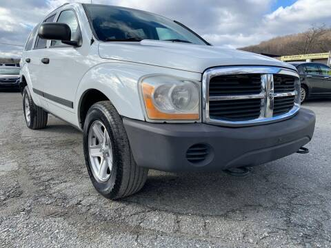 2006 Dodge Durango for sale at Ron Motor Inc. in Wantage NJ