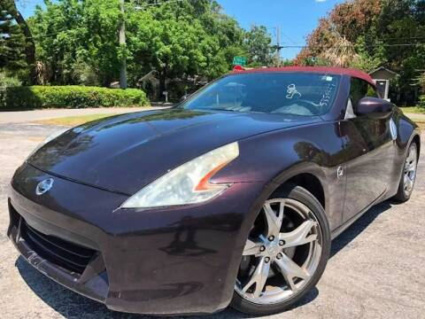 2010 Nissan 370Z for sale at Consumer Auto Credit in Tampa FL