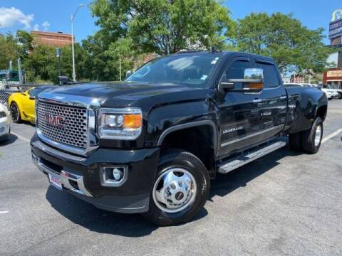 2015 GMC Sierra 3500HD for sale at Sonias Auto Sales in Worcester MA