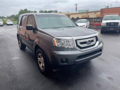 2011 Honda Pilot for sale at ENZO AUTO in Parma OH