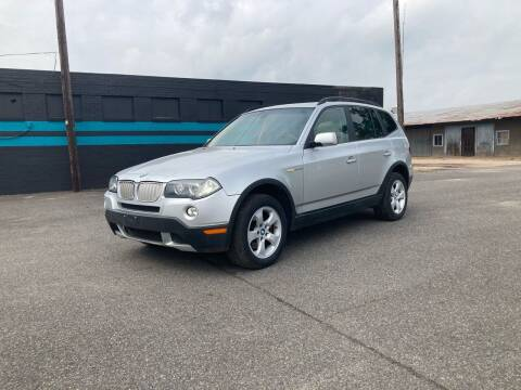 2007 BMW X3 for sale at Peppard Autoplex in Nacogdoches TX