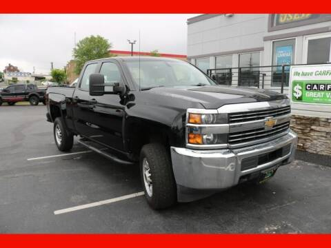 2015 Chevrolet Silverado 2500HD for sale at AUTO POINT USED CARS in Rosedale MD