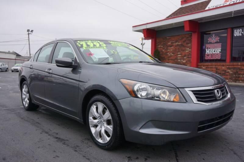 2008 Honda Accord for sale at Premium Motors in Louisville KY