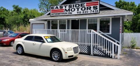 2008 Chrysler 300 for sale at EASTSIDE MOTORS in Tulsa OK