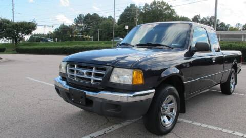 2003 Ford Ranger for sale at Best Import Auto Sales Inc. in Raleigh NC