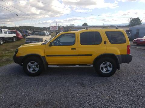 2004 Nissan Xterra for sale at CAR-MART AUTO SALES in Maryville TN