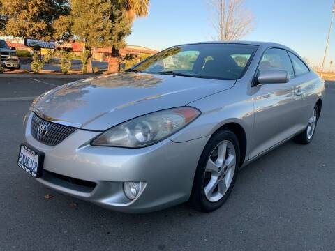 2005 Toyota Camry Solara for sale at 707 Motors in Fairfield CA