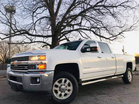 2015 Chevrolet Silverado 2500HD for sale at E-Z Auto Finance in Marietta GA