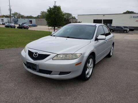2005 Mazda MAZDA6 for sale at Image Auto Sales in Dallas TX