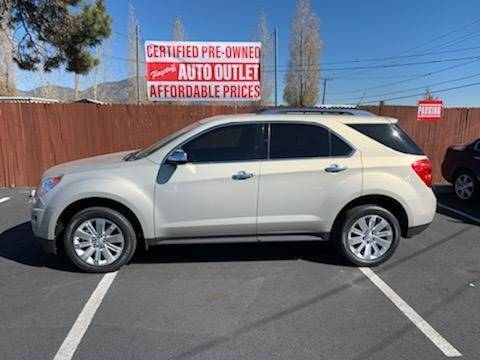 2010 Chevrolet Equinox for sale at Flagstaff Auto Outlet in Flagstaff AZ
