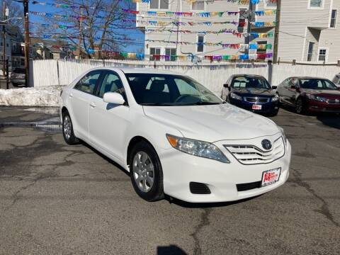 2011 Toyota Camry for sale at B & M Auto Sales INC in Elizabeth NJ