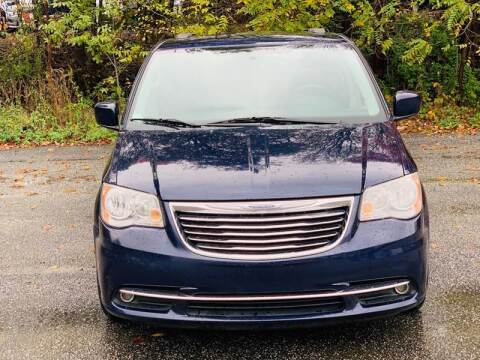 2014 Chrysler Town and Country for sale at Speed Auto Mall in Greensboro NC