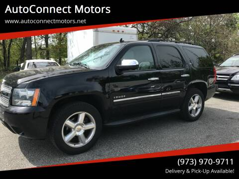 2014 Chevrolet Tahoe for sale at AutoConnect Motors in Kenvil NJ