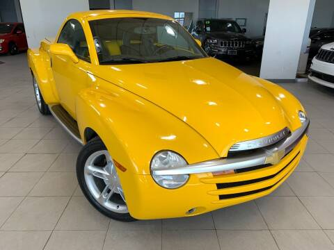 2004 Chevrolet SSR for sale at Auto Mall of Springfield in Springfield IL