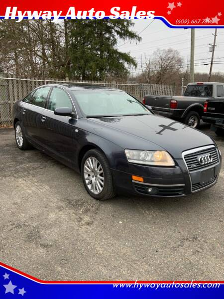 2006 Audi A6 for sale at Hyway Auto Sales in Lumberton NJ