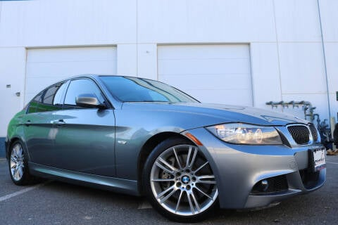 2011 BMW 3 Series for sale at Chantilly Auto Sales in Chantilly VA