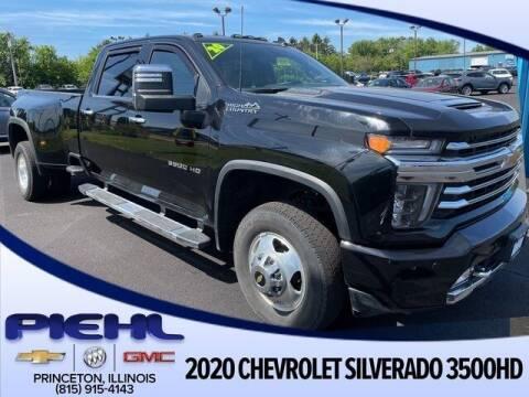 2020 Chevrolet Silverado 3500HD for sale at Piehl Motors - PIEHL Chevrolet Buick Cadillac in Princeton IL