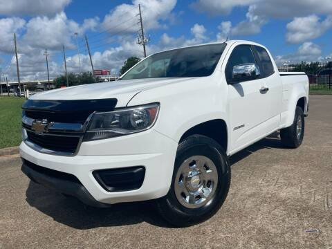 2016 Chevrolet Colorado for sale at TWIN CITY MOTORS in Houston TX