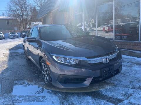 2018 Honda Civic for sale at LOT 51 AUTO SALES in Madison WI