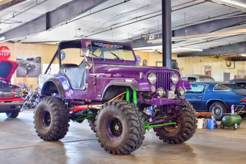1979 Jeep CJ-5 for sale at Hooked On Classics in Watertown MN