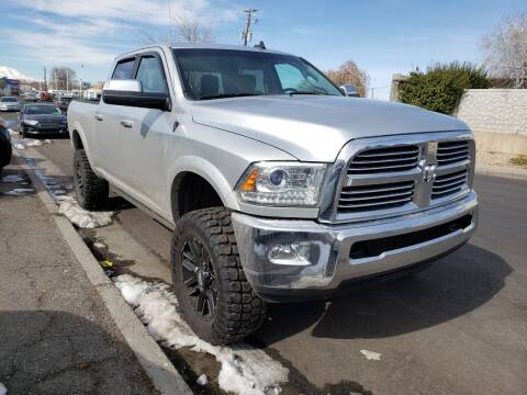 2014 RAM Ram Pickup 3500 for sale at High Line Auto Sales in Salt Lake City UT