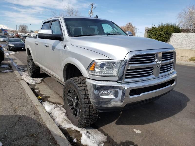 2014 RAM Ram Pickup 3500 for sale at High Line Auto Sales in Salt Lake City UT