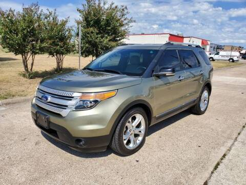 2012 Ford Explorer for sale at DFW Autohaus in Dallas TX