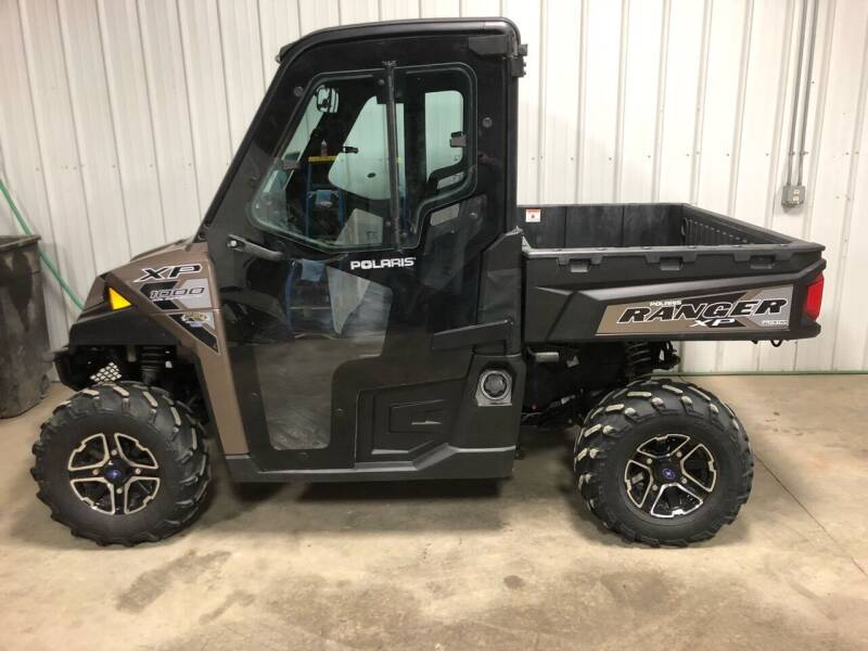 2017 Polaris Ranger 1000 Eps for sale at C&M Auto in Worthing SD