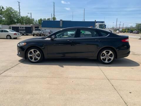 2014 Ford Fusion for sale at Elite Auto Plaza in Springfield IL