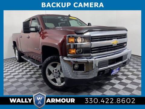 2015 Chevrolet Silverado 2500HD for sale at Wally Armour Chrysler Dodge Jeep Ram in Alliance OH