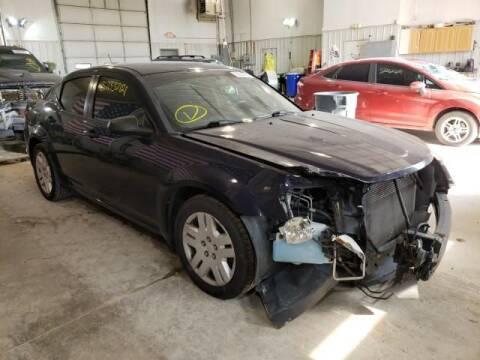 2014 Dodge Avenger for sale at RAGINS AUTOPLEX in Kennett MO