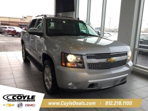 2013 Chevrolet Avalanche for sale at COYLE GM - COYLE NISSAN - Coyle Nissan in Clarksville IN