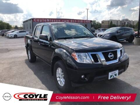 2018 Nissan Frontier for sale at COYLE GM - COYLE NISSAN - Coyle Nissan in Clarksville IN